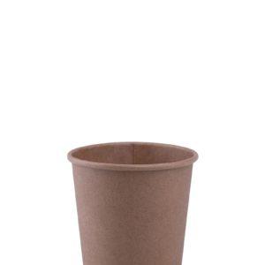 бумажный эко крафт стакан
