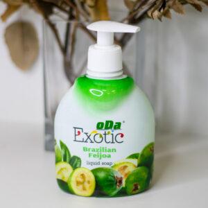 Жидкое мыло oDa Exotic Бразильская фейхоа 0,3 кг