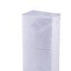 Салфетка столовая 33*33 см, двухслойная, белая