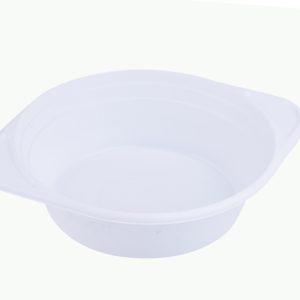 Тарелка одноразовая (для микроволновой печи) 500мл , 50шт/уп