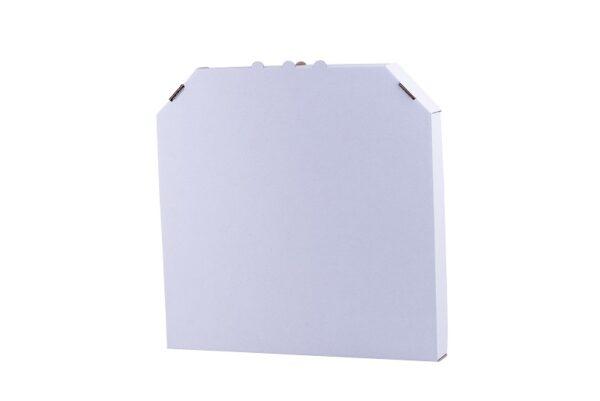 Коробка для пиццы белая