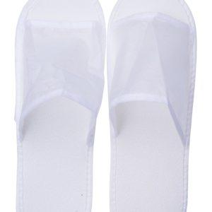 Тапочки одноразовые белые ,