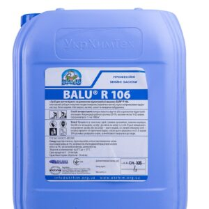 BALU R-106 моющее средство