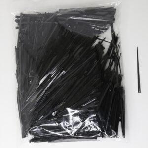 Шпажка призма, 90мм (черная)