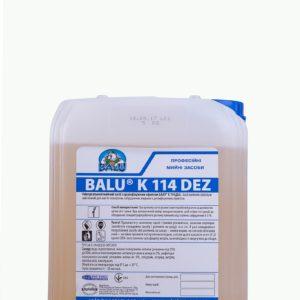 BALU К-114 моющее средство