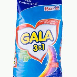 Стиральный порошок GALA автомат 15 кг