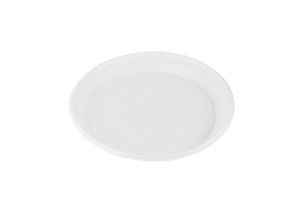 одноразовая тарелка