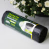 Пакеты для мусора ЭКО, 120л/10шт, (20шт/уп), черные