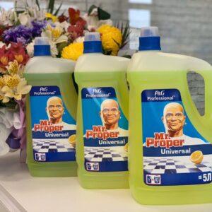 Универсальное моющее средство для твердых поверхностей MR PROPER Unsversal Лимон, 5л