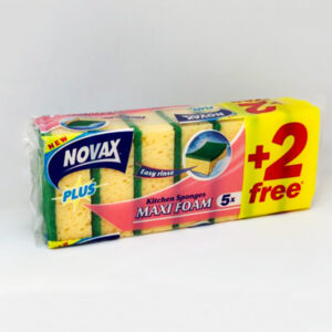 Губки Кухонные Novax Plus Maxi Foam
