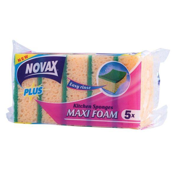 Губки кухонные MAXI FOAM