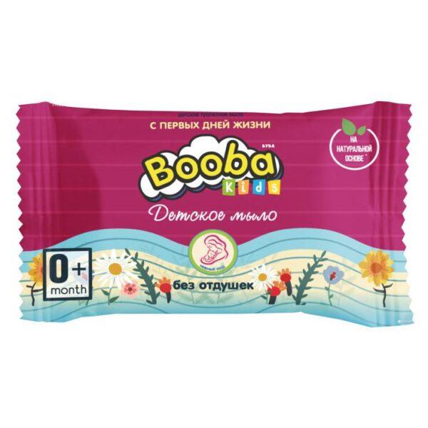 Детское мыло туалетное Booba