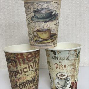 стаканчики под кофе и чай