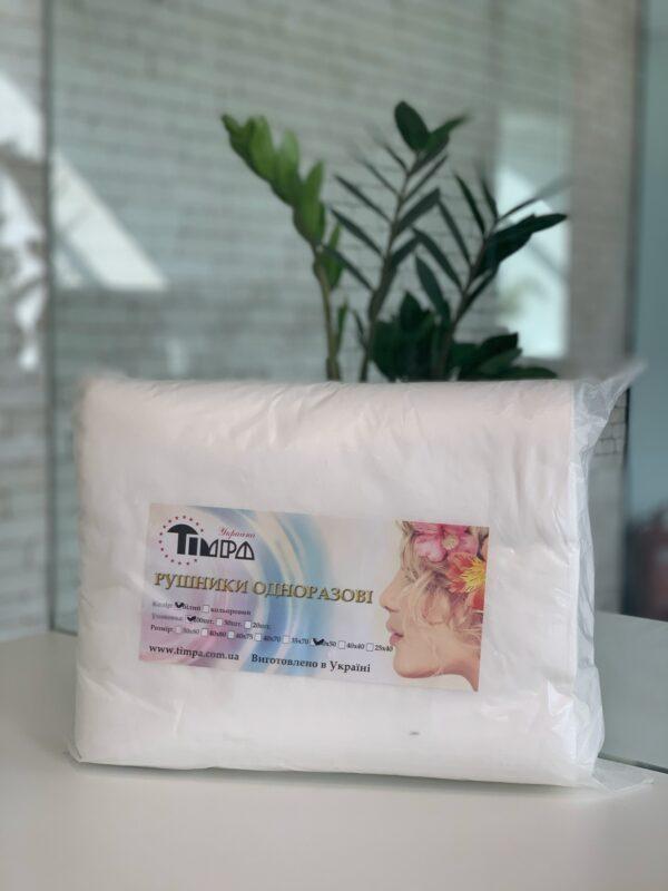 одноразовые полотенца Тимпа