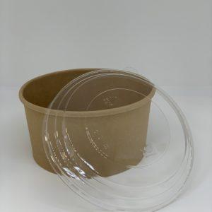 Крышка пластиковая для супника