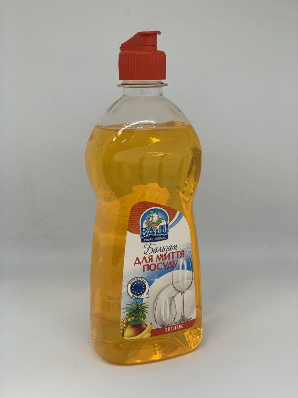 """Бальзам для мытья посуды """"Тропик"""" BALU 500 мл"""