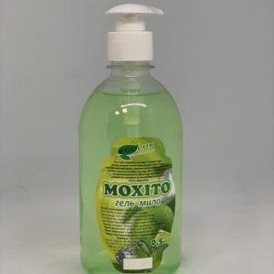 Гель-мыло жидкое Мохито