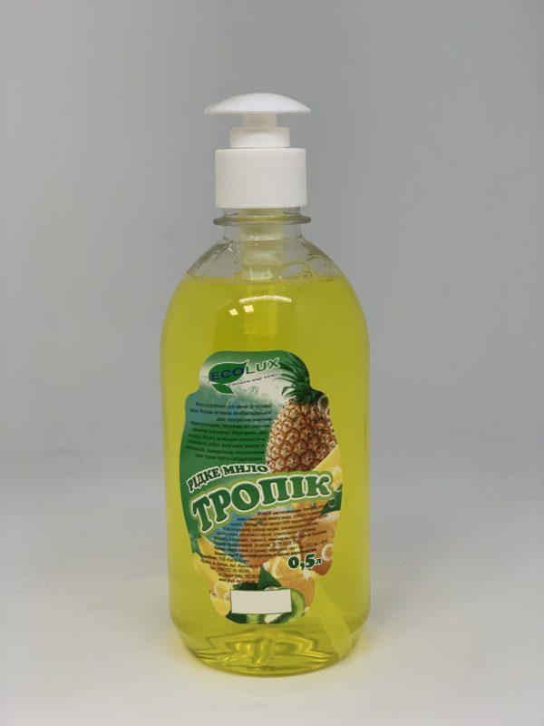 Мыло жидкое Тропик