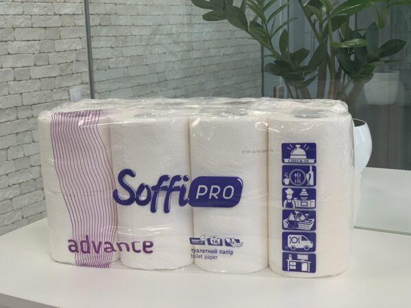 "Туалетная бумага ""SoffiPRO ADVANCE"""
