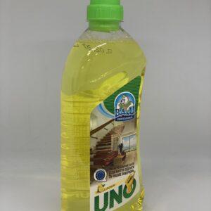 """Универсальное средство для мытья пола и других поверхностей """"Лимон"""" BALU UNO, 1л."""