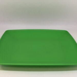 квадратная тарелка