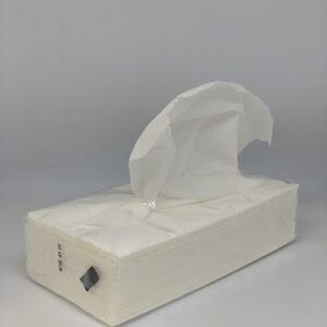 """Салфетки косметические """"Horeca Trade"""" Professional V сложения, белые, 21*20, 2 слоя, 150 листов"""