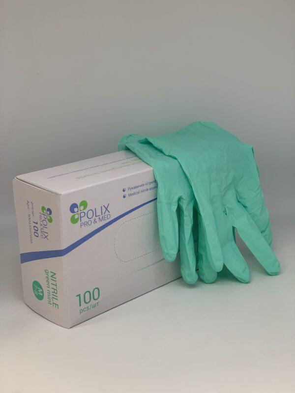 перчатки неопудренные