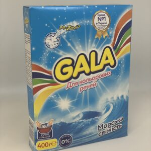 Стиральный порошок Gala (400 гр)