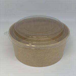 Крышка пластиковая для салатника
