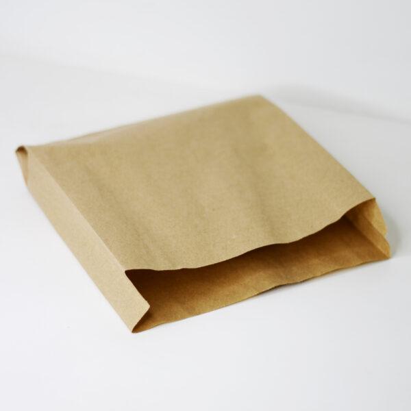 Пакет коричневый 230*220*40