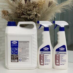 Средство для чистки гриля Helper Professional, 500мл