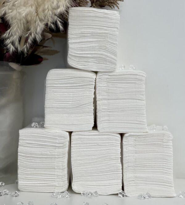 Диспенсерная салфетка 3L 21*24, 1 слоя, 150 листов (ND001)