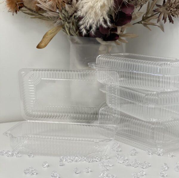 Коробка пластиковая IT-354U, 50шт