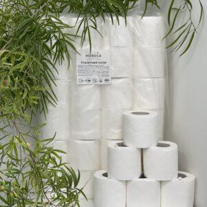 """Туалетная бумага """"Horeca Good Trade"""" целлюлозная, белая, 2 слоя,15 м, 16 рул/уп"""