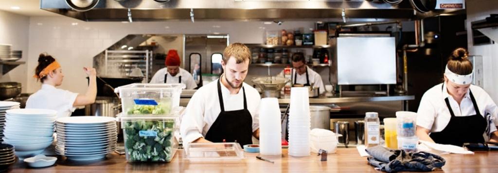 оснащение ресторанов