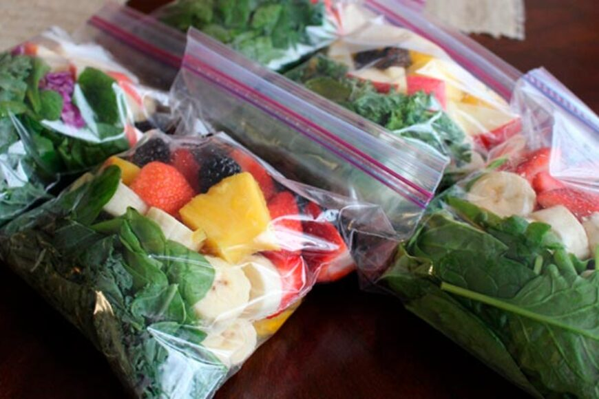 Вакуумные пакеты для продуктов: хранение и приготовление еды в пакете