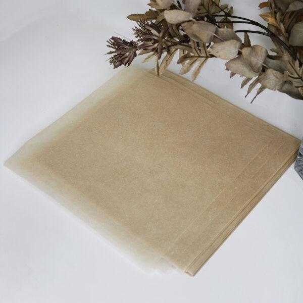 Подпергамент бежевый формат 52/300*300, 1 кг, 213 листов